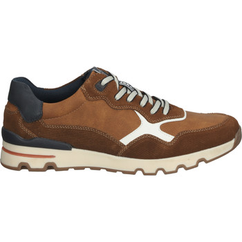 Chaussures Homme Baskets basses Relife Sneaker Braun/Blau