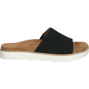 Chaussures Femme Mules Relife Mules Schwarz