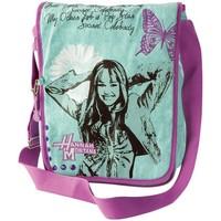 Sacs Fille Besaces Hannah Montana Sac postier Vert