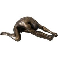 Maison & Déco Statuettes et figurines Retro Statuette Body-Talk Véronèse - Athlète nu 7 cm Doré