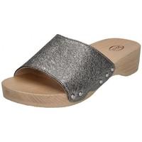 Chaussures Femme Sandales et Nu-pieds Scholl VANEIMIN 792300-50-16 argent métallisé Argenté