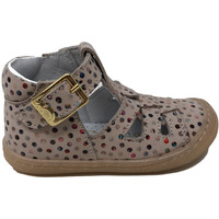Chaussures Fille Boots Bopy CHAUSSURES BELLAMY SOSSO Rose