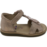 Chaussures Fille Sandales et Nu-pieds Shoo Pom CHAUSSURES  TITI KID NUDE
