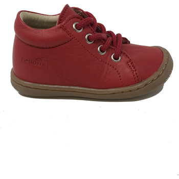 Chaussures Fille Bottines Bellamy CHAUSSURES  PRINCESSE Rouge