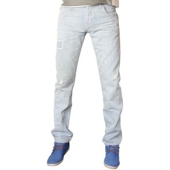Vêtements Homme Jeans slim Wrangler Jean  Spencer Right Hand Taille : H Bleu W31-L32 Bleu