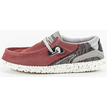 Chaussures Homme Baskets basses Dude D112253219B rouge