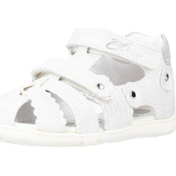 Chaussures Fille Giannina 310 Niña Blanco Chicco GORY Argenté