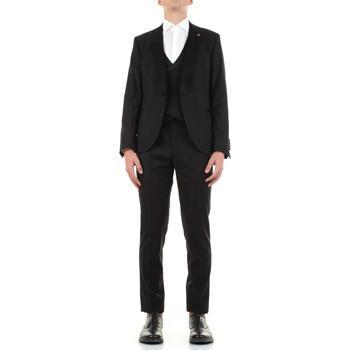 Vêtements Homme Costumes  Manuel Ritz 3030ARW3149-213050 Noir