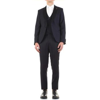 Vêtements Homme Costumes  Manuel Ritz 3030ARW3149-213050 Bleu