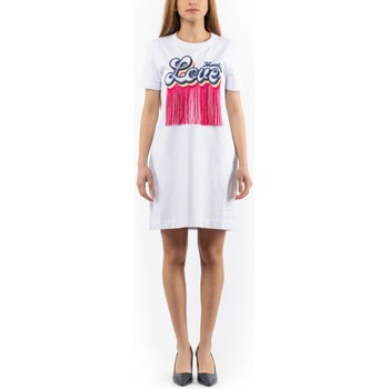 Vêtements Femme Robes courtes Love Moschino DONNA Blanc