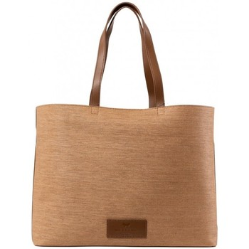 Sacs Femme Cabas / Sacs shopping Weekend Borsa DONNA Marron