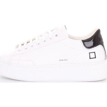 Chaussures Femme Baskets basses Date W341-SF-CA Blanc