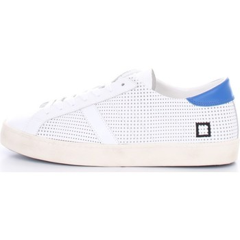 Chaussures Homme Baskets basses Date M321-HL-PO Blanc