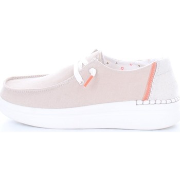 Chaussures Femme Chaussures bateau Hey Dude WENDY RISE Beige