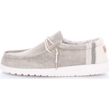 Chaussures Homme Mocassins Hey Dude WALLY LINEN Autres