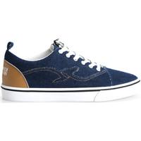 Chaussures Homme Baskets basses Trussardi  Bleu