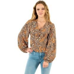 Vêtements Femme Chemises / Chemisiers Morgan ekiss multico beige