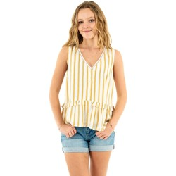 Vêtements Femme Tops / Blouses Freeman T.Porter clarita 0original blanc