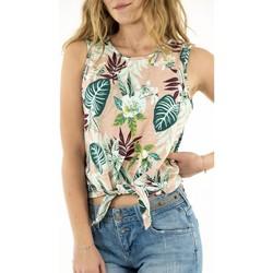 Vêtements Femme Tops / Blouses Only vega life misty rose