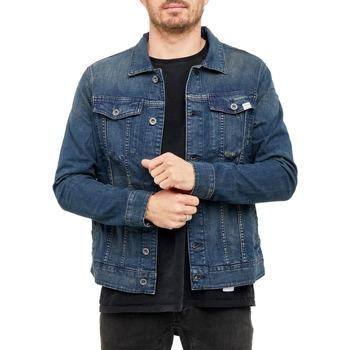 Vêtements Homme Vestes en jean Pullin Veste  BOWERY BLEU