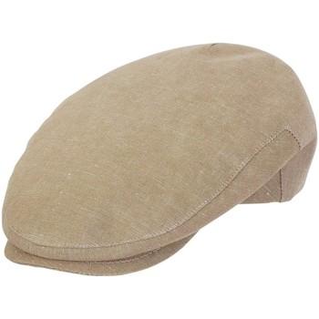 Accessoires textile Homme Casquettes Chapeau-Tendance Casquette en lin COME T57 BEIGE
