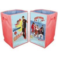 Maison & Déco Enfant Paniers, boites et corbeilles High School Musical Rangement Multicolore
