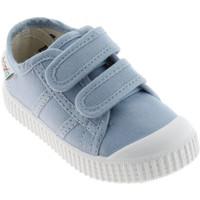 Chaussures Enfant Baskets basses Victoria 136606 Bleu