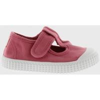 Chaussures Enfant Baskets basses Victoria 136625 Rose