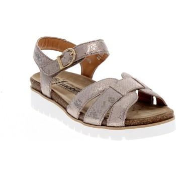 Chaussures Femme Sandales et Nu-pieds Mobils TISIANE LIGHT TAUPE