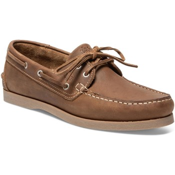 Chaussures Homme Chaussures bateau TBS PHENIS Camel