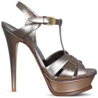 Chaussures Enfant Sandales et Nu-pieds Saint Laurent  Beige