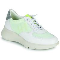 Chaussures Femme Baskets basses Hispanitas CUZCO Blanc / Jaune