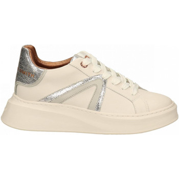 Chaussures Femme Baskets basses Alexander Smith CARNABY white-silver