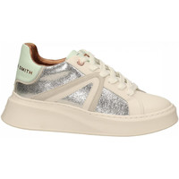 Chaussures Femme Baskets basses Alexander Smith CARNABY silver