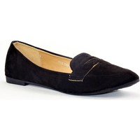 Chaussures Femme Mocassins Cink-me BC556 NOIR