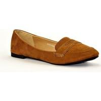 Chaussures Femme Mocassins Cink-me BC556 CAMEL