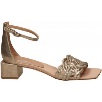 Chaussures Femme Sandales et Nu-pieds The Seller METAL bronze