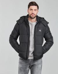 Vêtements Homme Doudounes Calvin Klein Jeans ESSENTIALS NON DOWN JACKET Noir