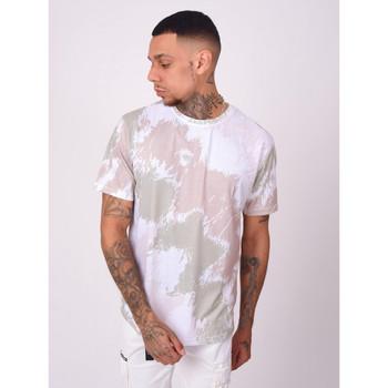 Vêtements Homme T-shirts manches courtes Project X Paris Tee Shirt Beige