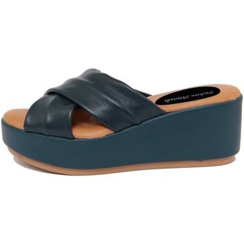 Chaussures Femme Mules Fashion Attitude  Blu