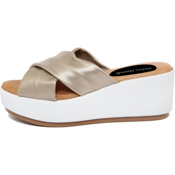 Chaussures Femme Mules Fashion Attitude  Oro