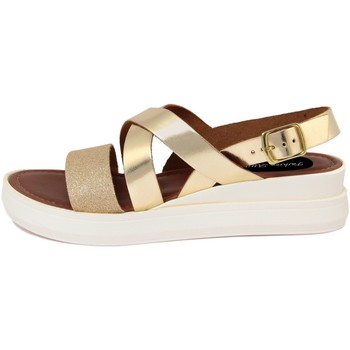Chaussures Femme Sandales et Nu-pieds Fashion Attitude  Oro