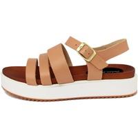 Chaussures Femme Sandales et Nu-pieds Fashion Attitude  Beige