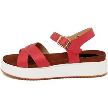 Chaussures Femme Sandales et Nu-pieds Fashion Attitude  Rosso