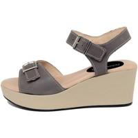 Chaussures Femme Sandales et Nu-pieds Fashion Attitude  Grigio