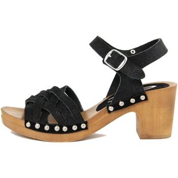 Chaussures Femme Sandales et Nu-pieds Eye  Nero