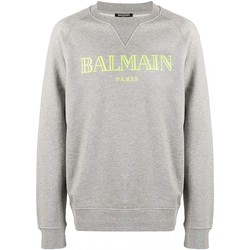 Vêtements Homme Sweats Balmain SH13279 Gris