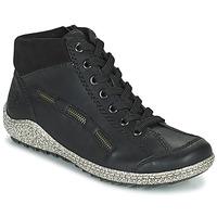 Chaussures Femme Boots Rieker GUERINA Marine