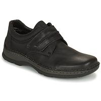 Chaussures Homme Derbies Rieker EARNA Noir