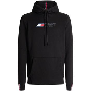 Vêtements Homme Sweats Tommy Hilfiger Sweat Logo Fleece noir